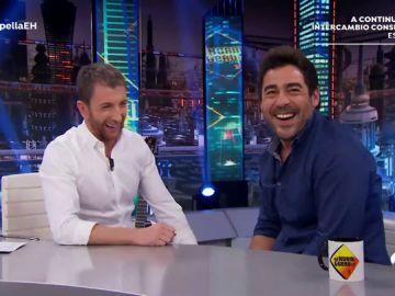 Esta noche, el actor Pablo Chiapella se divertirá en 'El Hormiguero 3.0'