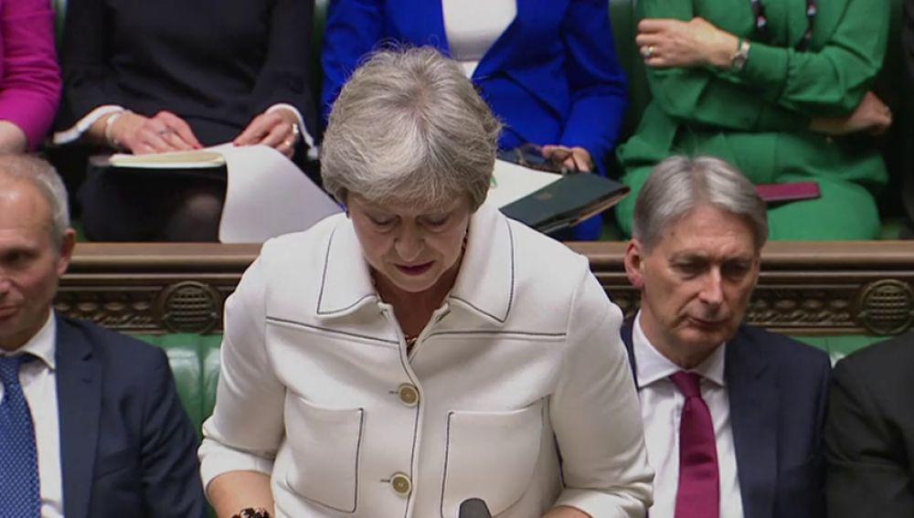 "Theresa May ve ""factible"" llegar a un acuerdo sobre el 'brexit' pese a las dificultades ""técnicas"""
