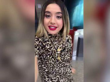 El mensaje de Mimi antes de su actuación con Ana Guerra en 'Tu cara me suena'