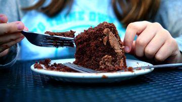 Comer de más con la regla, algo bastante habitual.