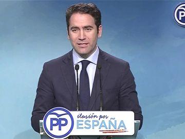 """El PP considera que los presupuestos pactados entre """"Iglesias y Sánchez no representan ni a sus propios votantes"""""""
