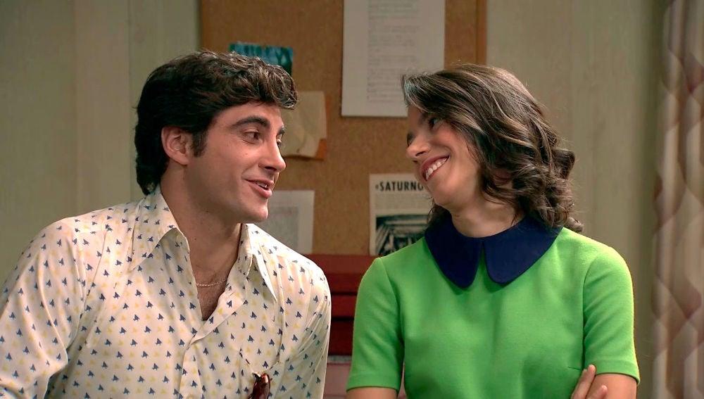 Carolina y Álvaro, ¿algo más que amigos?