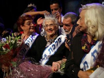 La nueva 'Miss Superviviente del Holocausto', Tova Ringer.