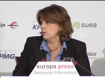 """La ministra de Justicia admite que hay """"un problema de prueba"""" para regular el consentimiento expreso en los delitos sexuales"""