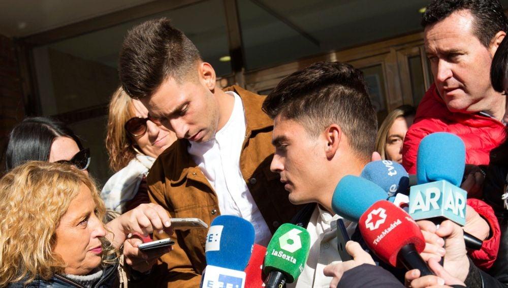 Los jugadores de la Arandina acusado de un delito de agresión sexual