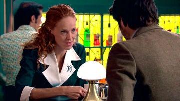 Natalia se aprovecha de la confianza de Gabriel para sonsacarle información