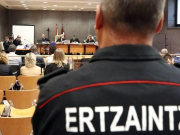 Vista del inicio del juicio por el caso Cabacas