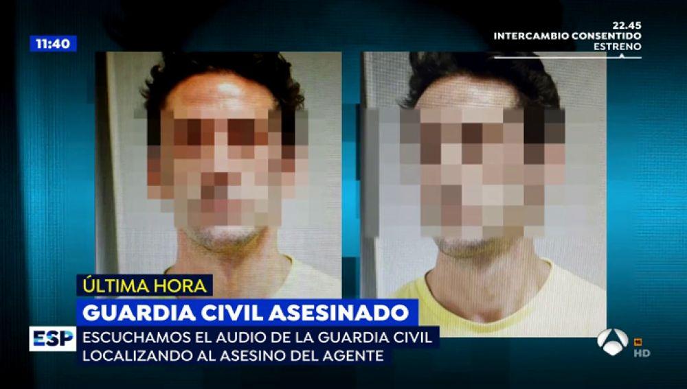 """La emotiva llamada de la Guardia Civil tras detener al hombre que acabó con la vida de un agente: """"Enhorabuena, compañeros"""""""