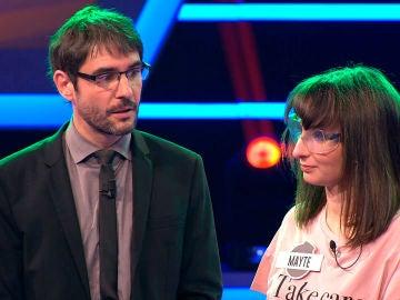 """La decepción de una concursante con Juanra Bonet y su pinganillo: """"Y yo pensando que eras así de listo"""""""