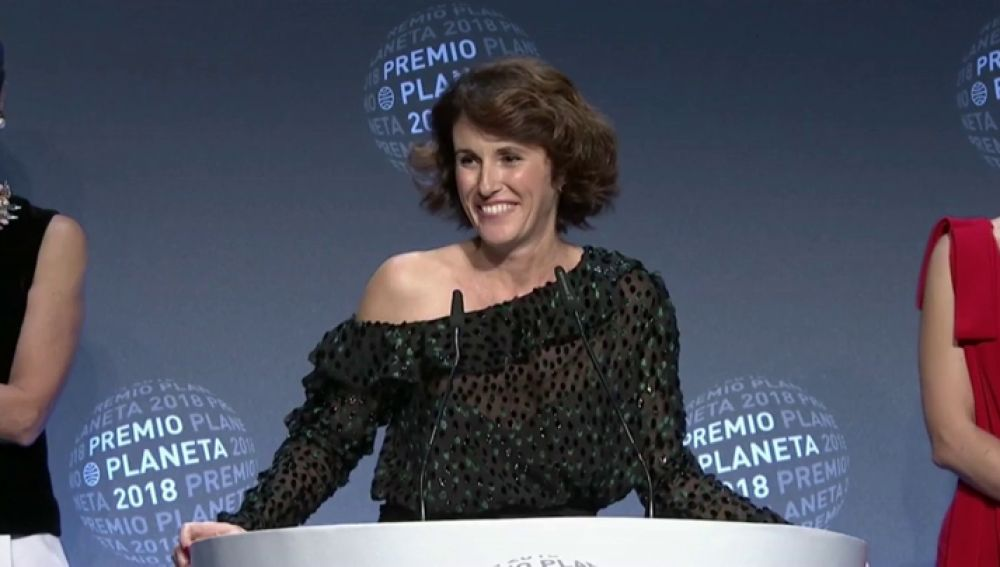 Ayanta Barilli, finalista Premio Planeta 2018