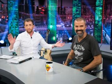 La pregunta directa de Pablo Motos a Pau Donés en 'El Hormiguero 3.0'