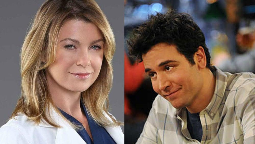 Meredith Grey y Ted Mosby, ¿juntos?