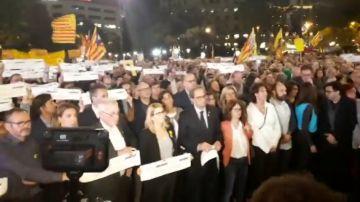 """Torra amenaza con responder """"con toda la radicalidad democrática"""" si presos por el 'procés' como 'los Jordis' no son absueltos"""