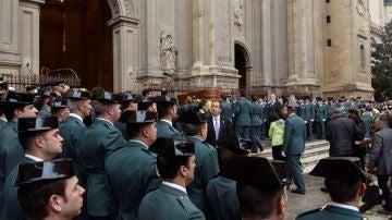 Funeral en la Catedral de Granada