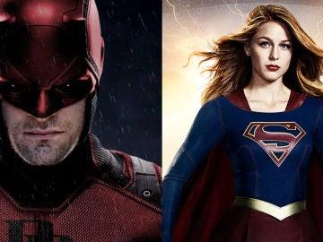 'Daredevil' y 'Supergirl' son sólo dos de los estrenos de este mes