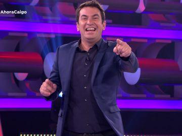 Arturo Valls pone nombre al sex-shop de la concursante