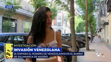 El barrio de Salamanca, la 'little Venezuela' de Madrid, miles de venezolanos se asientan en una de las zonas más caras de España