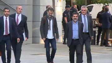 """Un año de """"los Jordis"""" en la cárcel"""