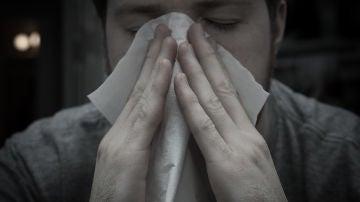 Los molestos síntomas del resfriado suelen durar alrededor de una semana
