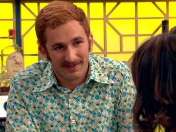 Miquel, decepcionado al confesarle Carolina que le gusta Álvaro
