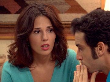 Ignacio, movido por los consejos de Patricia, cree que María le es infiel