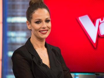 Eva González en 'El Hormiguero 3.0'
