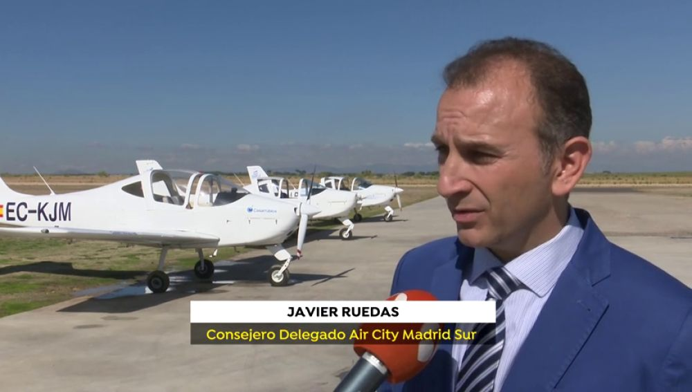 Aeropuerto propio para las compañías 'low cost'
