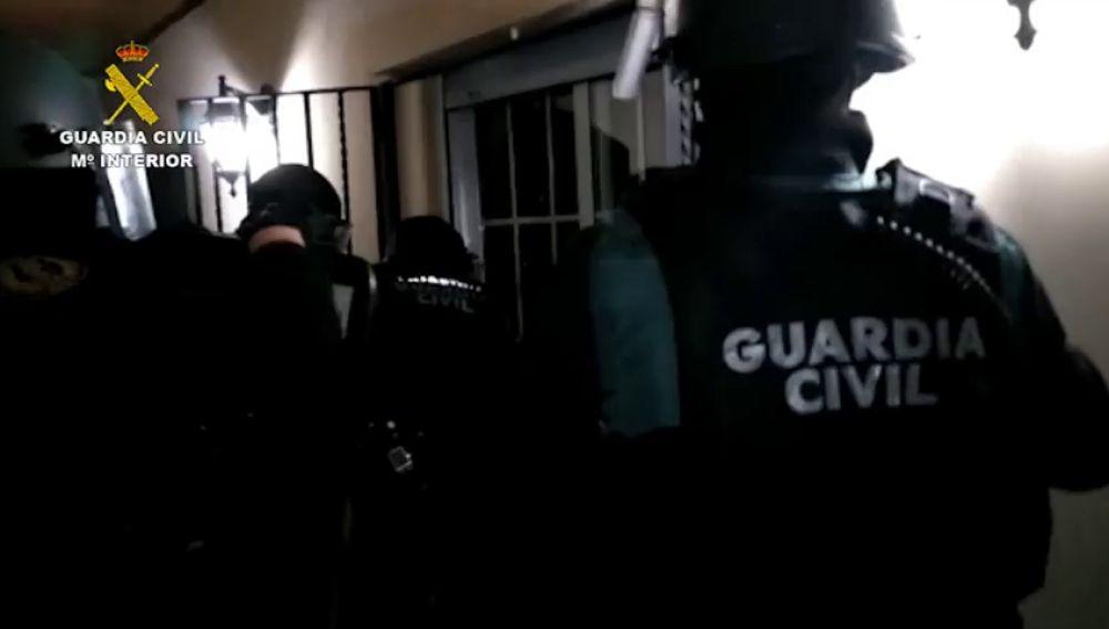 La Guardia Civil desmantela un clan de Narcos en Girona