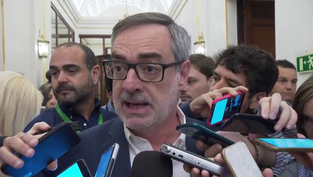 """Villegas critica la postura del Gobierno sobre las cuentas de 2019: """"Plantearía un problema al país si trae unos Presuspuestos ilegales"""""""