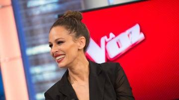 Eva González agradece el apoyo que ha recibido tras comunicar su decisión de presentar 'La Voz'