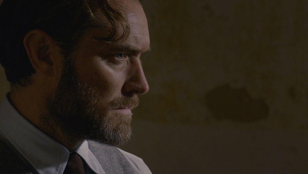 Jude Law es Dumbledore en 'Animales Fantásticos: Los crímenes de Grindelwald'