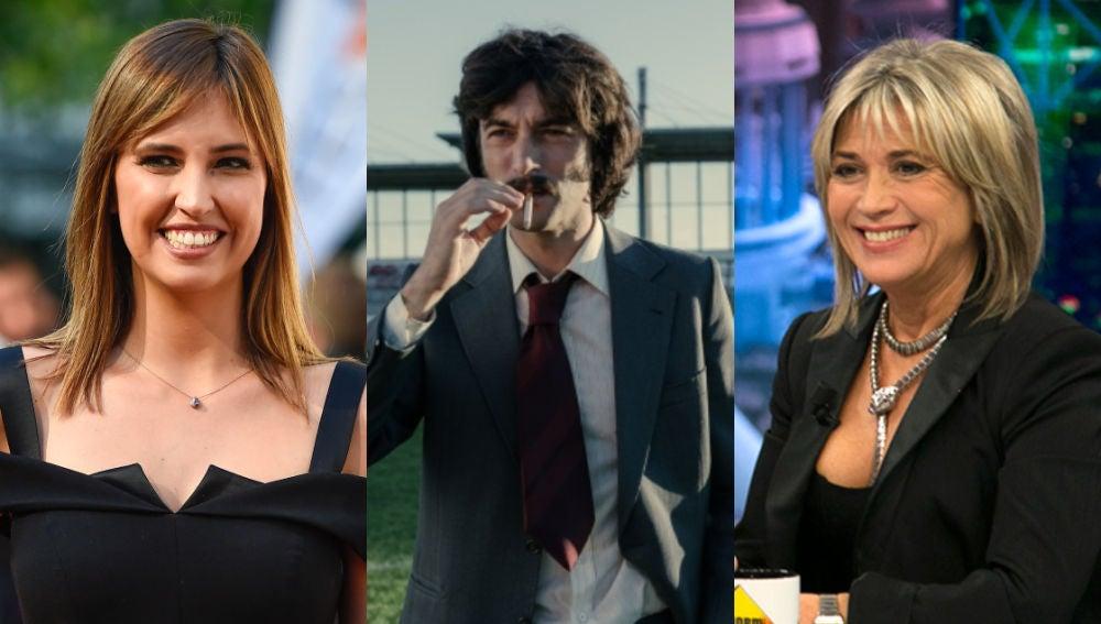 Sandra Sabatés, 'Fariña' y Julia Otero, ganadores del Premio Ondas