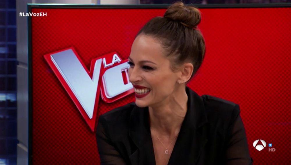 Desvelado el misterio: Eva González será la presentadora de 'La Voz' en Antena 3