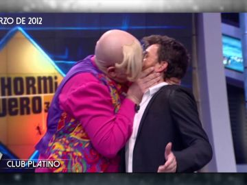 José Mota y Flo se convierten en integrantes del club Platino