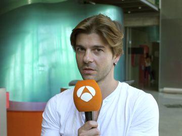 """Jordi Coll: """"Carlos Tarque me ha mandado una nota de voz"""""""