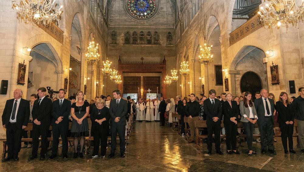 Funeral por las víctimas de las inundaciones de Mallorca