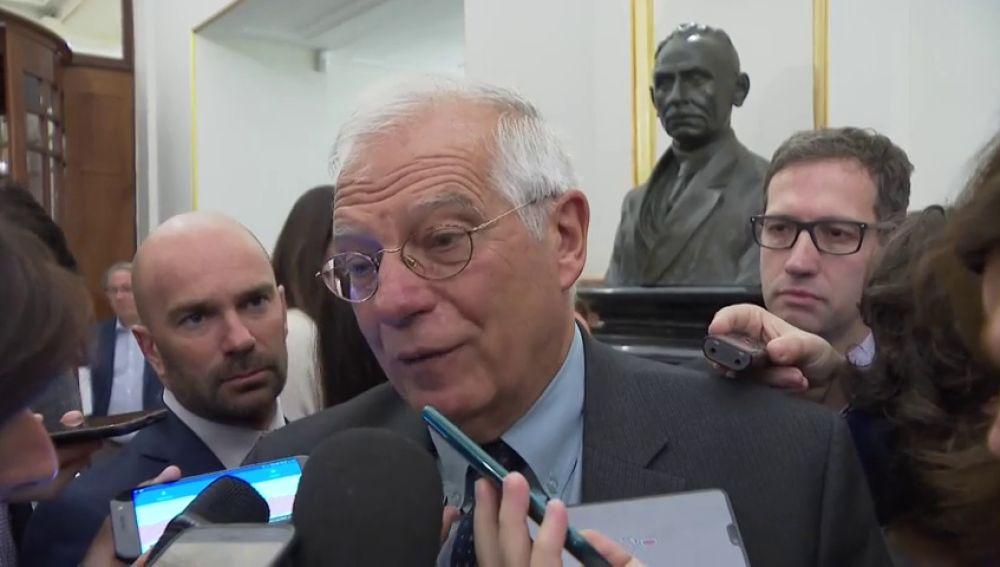 Borrell no recurrirá la sanción impuesta por usar información privilegiada para vender acciones de Abengoa