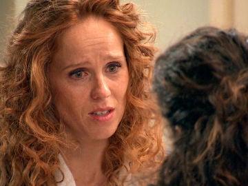 """Natalia a Amelia: """"Siento que no puedo cometer ningún error con esta maldita familia"""""""