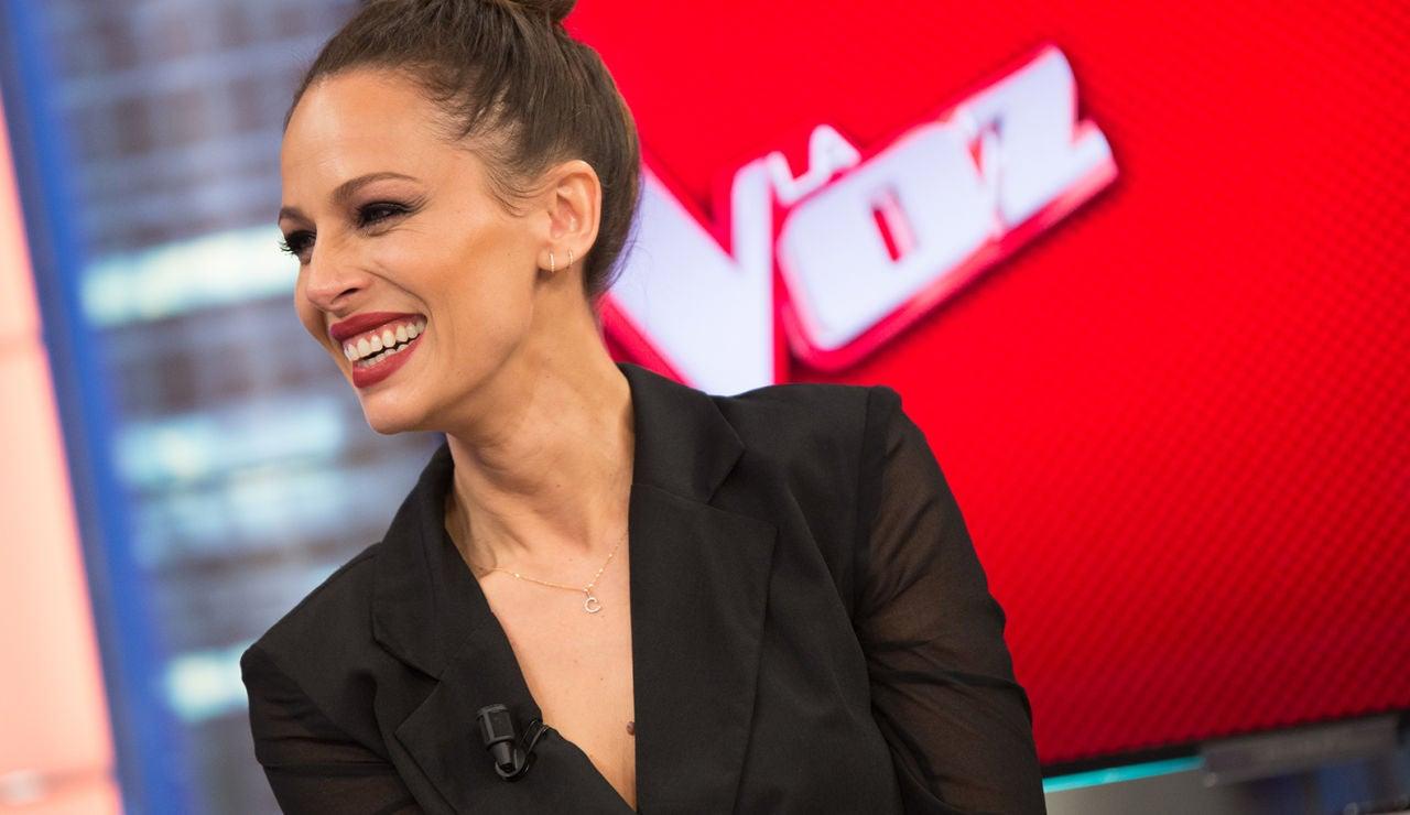 Eva González presenta 'La Voz' en Antena 3