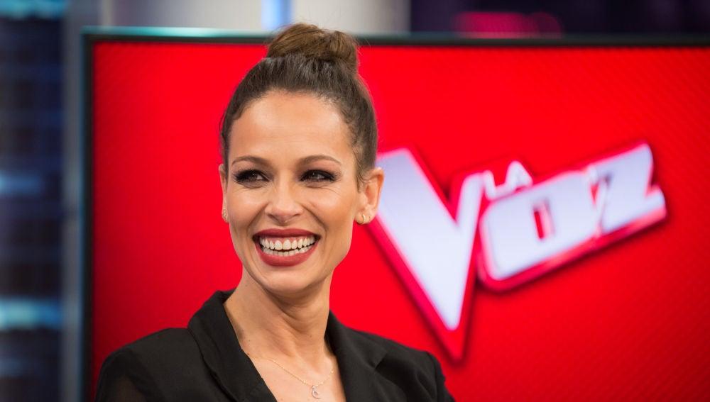 Eva González desvela en 'El Hormiguero 3.0' cuál ha sido la razón más poderosa por la que ha aceptado presentar 'La Voz'
