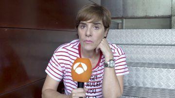 Anabel Alonso se enfrenta al gran reto del inglés y el baile en 'Tu cara me suena'