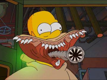 'La casa-árbol del terror' de 'Los Simpson'