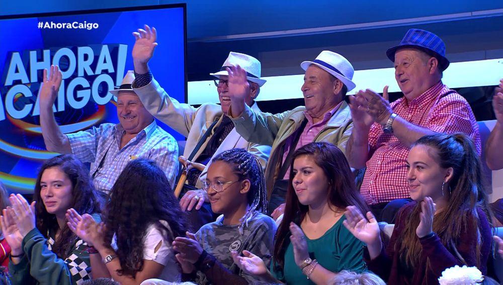 El coro de los tiroleses vuelve a '¡Ahora Caigo!'