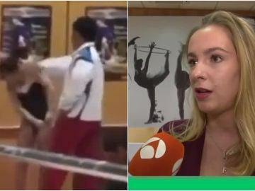 La gimnasia española reacciona ante la agresión de un entrenador japonés
