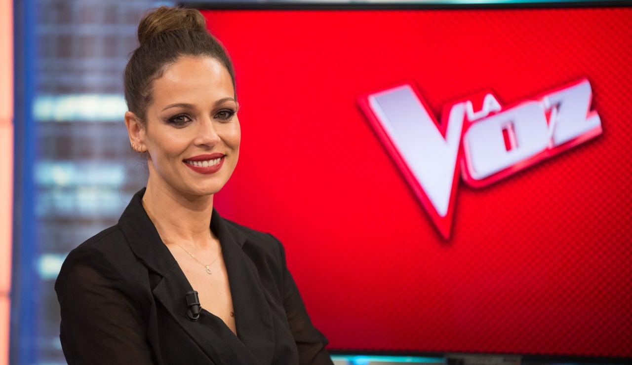 Eva González presenta La Voz en Antena 3