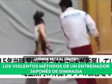 ¿Dónde está el límite? Los violentos métodos de un entrenador japonés de gimnasia