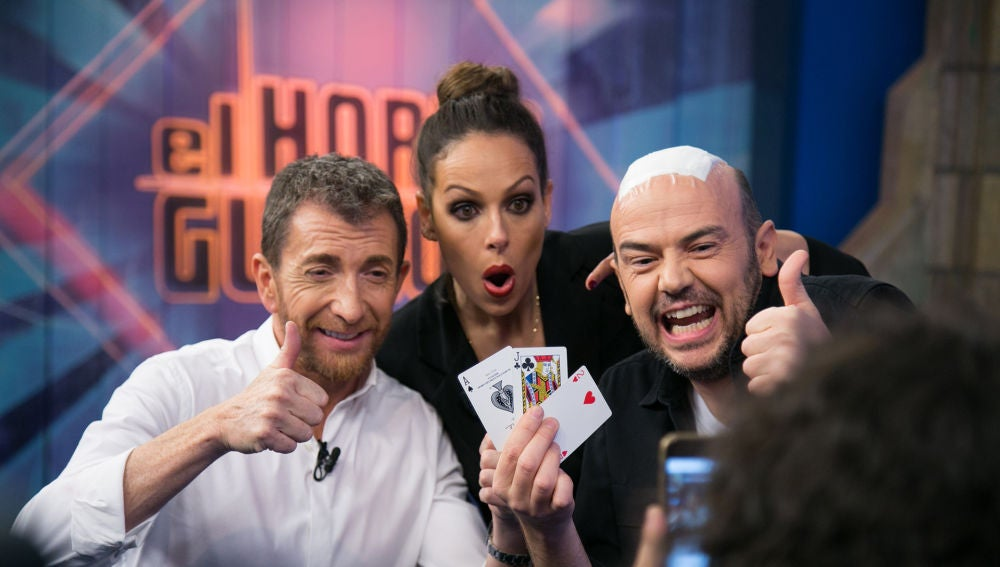 Eva González y Jandro deciden quién ganará 'La Voz'