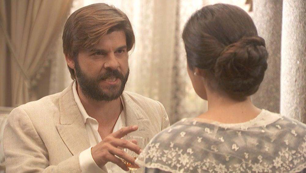 """Gonzalo, a María: """"Deja de hacerte la mártir"""""""