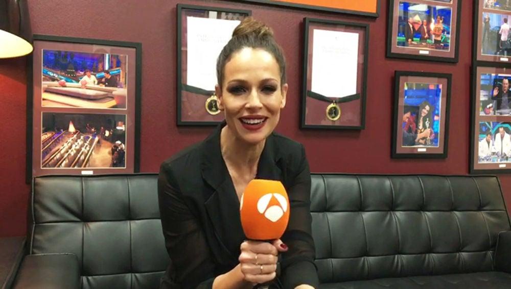 Eva González nos cuenta cómo afronta ser presentadora de 'La Voz' en Antena 3