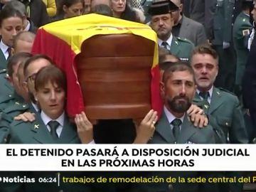 El asesino del guardia civil en Granada disparó contra la compañera de patrulla del agente durante su huida.
